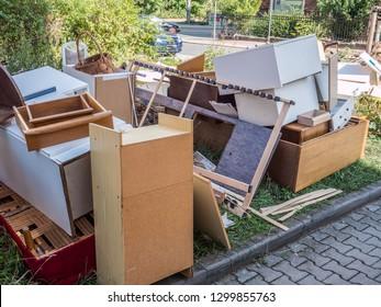 Bulky Waste disposal