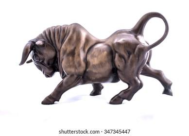 It is a Bull.