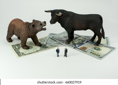 Bull or Bear Market.  Need professional advice, call your broker.