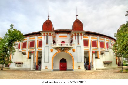 Bull Fighting Arena of Dax - France, Landes Department