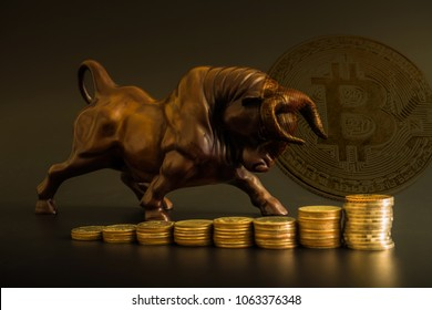 Bull market in crypto currency. It 's alternate investment for investor to allocate who like high risk and expect high return.
