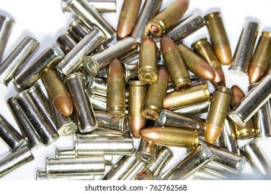 A bullet is a component of firearm ammunition and is the projectile expelled from the firearms barrel.
