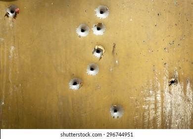 bullet holes, texture, metal, shooting, shooting on the street, shot, target, bullet, grapeshot, gunpowder, background