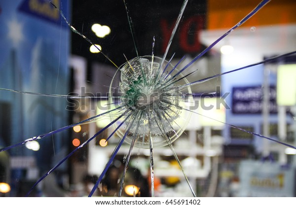 bullet proof tempered glass
