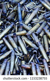 bullet shells background military objects