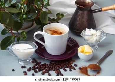bulletproof coffee recipe keto.