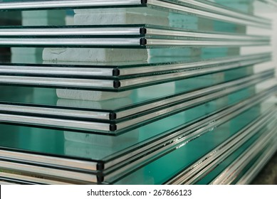 Bulletproof Float Glass Manufacturing. Tempered double glazed sealed units
