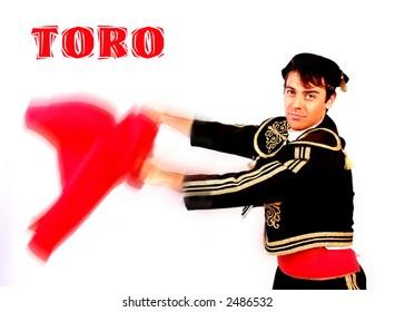 bullfighter the matador