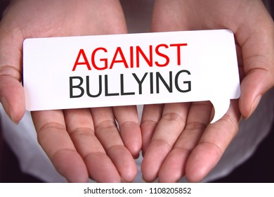 Bullying is unacceptable. When you see bullying, there are safe things you can do to make it stop.