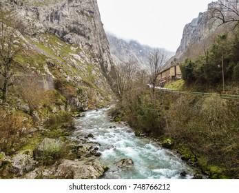 Bulnes, Asturias, Spain