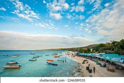 Bulukumba, South Sulawesi, Indonesia : the beauty of Tanjung Bira Beach, a popular tourist destination in Bulukumba, Indonesia (08/2013)
