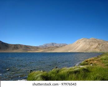 Bulunkul lake - Pamirs - Tajikistan