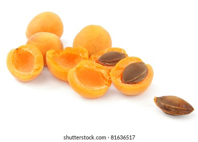 bunch of apricots II