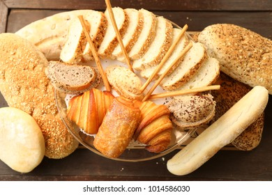 Bunch of Breads