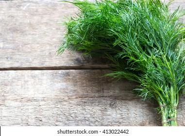Bunch fennel/dill