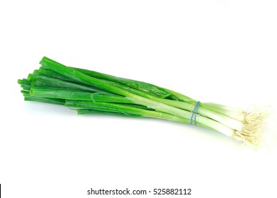 bunch of green onion