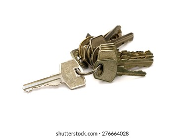 bunch of keys the isolated