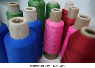 A bunch of large thread