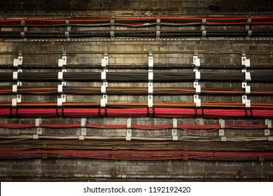 Underground+wiring Stock Photos, Images & Photography ... on
