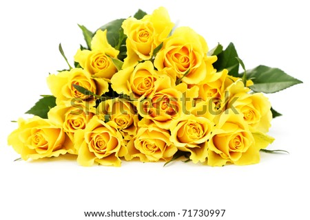 Bunch lovely yellow roses flowers plants stock photo edit now bunch of lovely yellow roses flowers and plants mightylinksfo