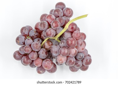 Bunch of Red grep fruit