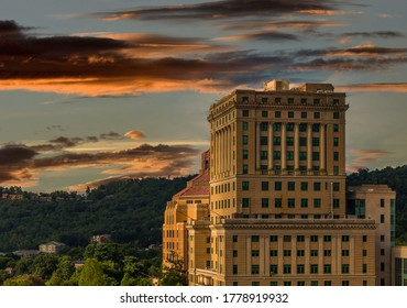 Buncombe County Courthouse in Asheville, North Carolina