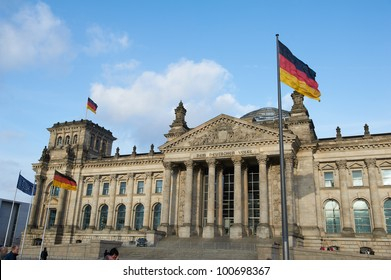 Bundestag - german government building