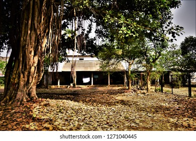 The bungalows, where Rudyard Kipling (writer of 'The jungle book') and Nobel Laureate Rabindranath Tagore had lived during their stay in the Sangam City at the end of 19th century.