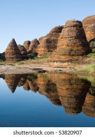 Bungle Bungles at Purnululu National Park, Western Australia