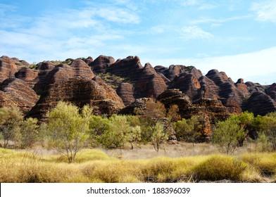 Bungle Bungle - Purnululu - Australia