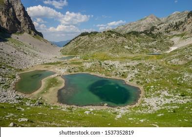 Buni jezerce, Prokletije Mountain, North Albania