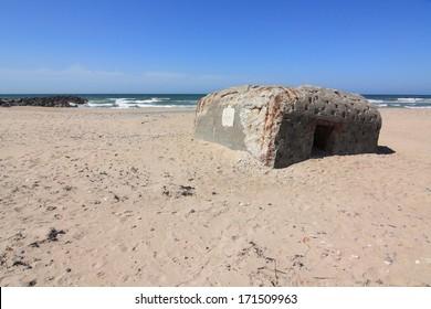 Bunker Danish Coast