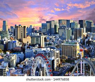 Bunkyo, Tokyo, Japan, Cityscape