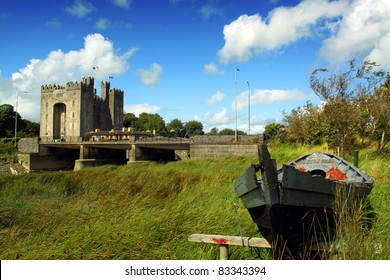 Bunratty Castle Co. Clare Ireland