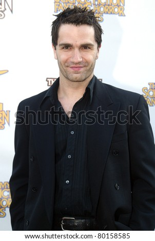 2247b60af4f862 BURBANK CA JUNE 23 Sam Witwer Stock Photo (Edit Now) 80158585 ...