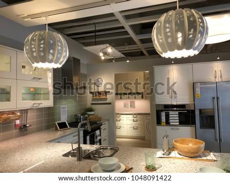 Burbank Ca March 16 2018 Interior Stock Photo Edit Now 1048091422