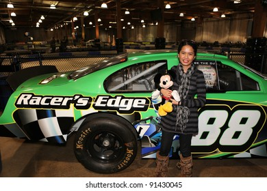 BURBANK - DEC 23:  Franceis Sunga attends Racers Edge Karting-Spark of Love Toy Drive, December 23, 2011 in Burbank, CA