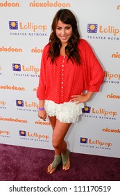 BURBANK - MAY 7: Daniella Monet attends Lollipop Theater Network 3rd Annual Game Day at Nickelodeon Animation Studios, May 7, 2011 in Burbank, CA