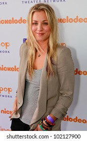 BURBANK - MAY 7:  Kaley Cuoco attends Lollipop Theater Network 3rd Annual Game Day at Nickelodeon Animation Studios , May 7, 2011 in Burbank, CA