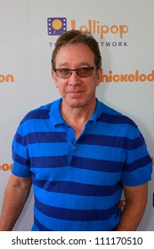 BURBANK - MAY 7: Tim Allen attends Lollipop Theater Network 3rd Annual Game Day at Nickelodeon Animation Studios, May 7, 2011 in Burbank, CA
