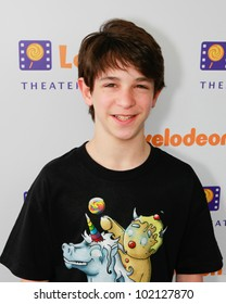 BURBANK - MAY 7: Zachary Gordon attends Lollipop Theater Network 3rd Annual Game Day at Nickelodeon Animation Studios , May 7, 2011 in Burbank, CA