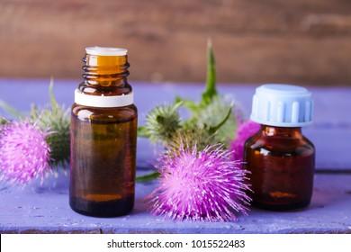 burdock essential oil, body care