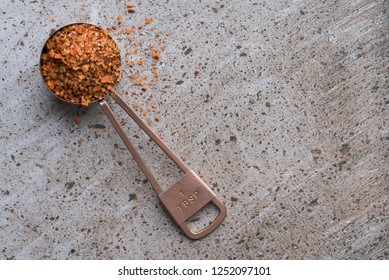 Burger Seasoning in a Tablespoon