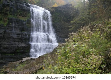 Burgess Falls State Park Cumberland Plateau Tennessee