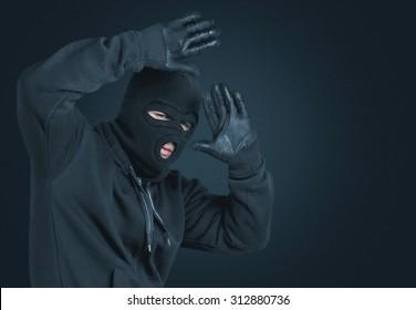 Burglar Criminal.