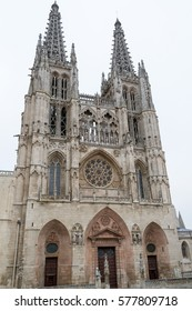 Burgos Cathedral was built in 1221 and declared was declared a World Heritage Site by UNESCO in 1984