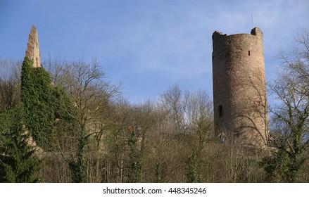 Burgruine Scherenburg