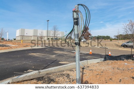 Super Buried Pvc Electrical Conduit Electrical Wiring Stock Photo Edit Wiring Digital Resources Instshebarightsorg