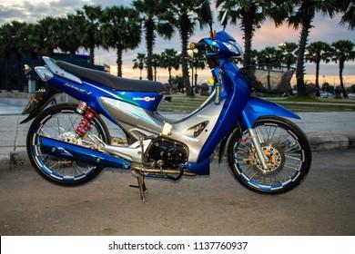 125 honda wave 125 images  stock photos   vectors shutterstock 125cc motorcycle honda wave 125 images  stock photos