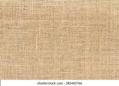 Burlap background and texture